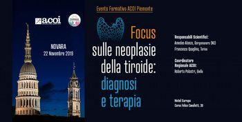 Focus sulle neoplasie della tiroide: diagnosi e terapia