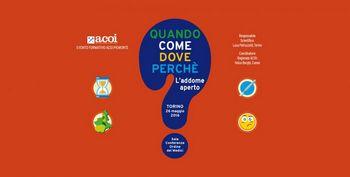 """Evento Formativo ACOI Piemonte """"Quando, Come, Dove, Perché. L'addome aperto"""""""