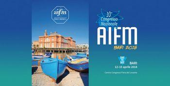 10° Congresso Nazionale AIFM