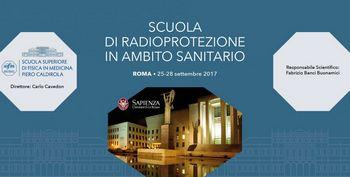 Scuola di Radioprotezione in ambito sanitario