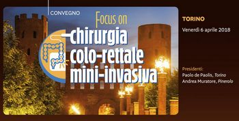 Focus on chirurgia colo-rettale mini-invasiva