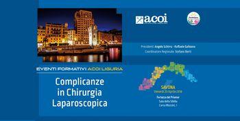 Evento formativo ACOI - Complicanze in chirurgia laparoscopica