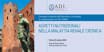 ASPETTI NUTRIZIONALI NELLA MALATTIA RENALE CRONICA