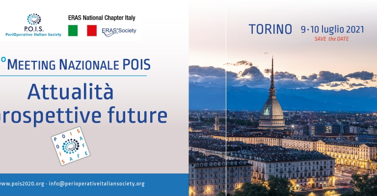 3° Meeting Nazionale POIS - PeriOperative Italian Society