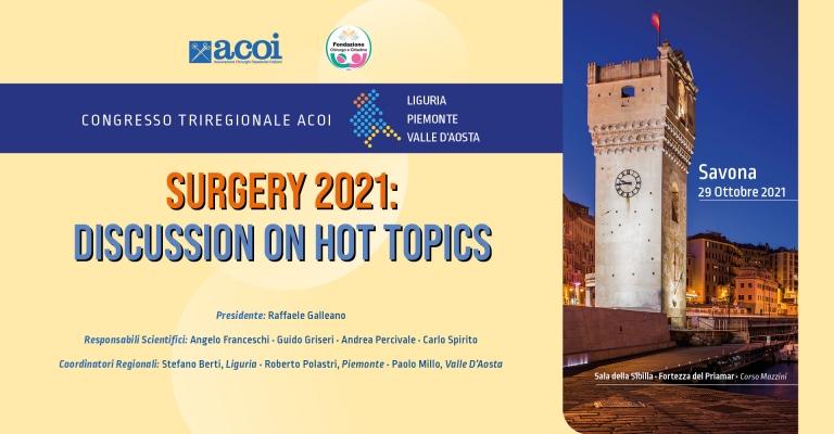 Congresso Triregionale ACOI Piemonte Liguria e Valle d'Aosta