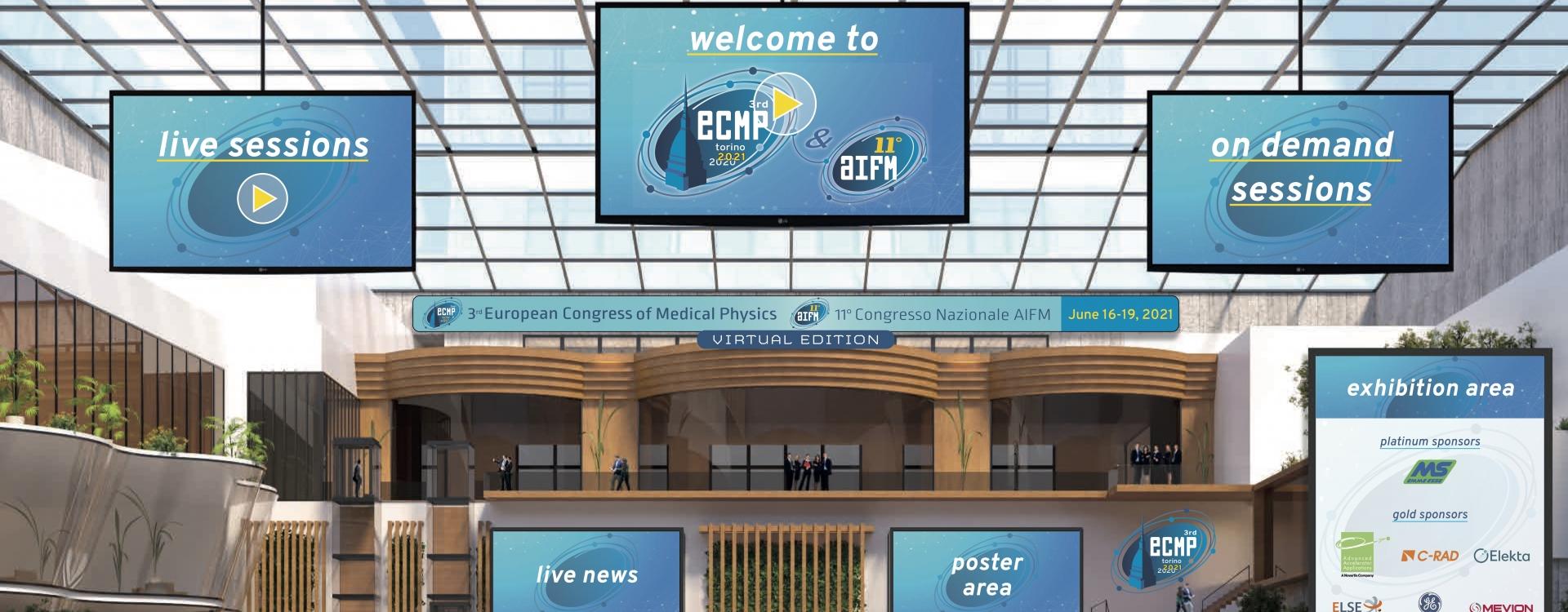 Slide ECMP 2021 virtual edition: a great, successful case history.