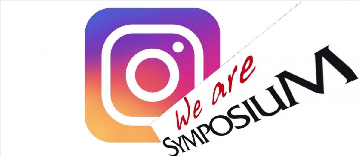 @symposiumsrl. Telling virtual stories. Seguici su Instagram!