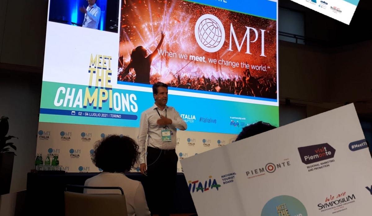 Symposium partner della convention nazionale MPI