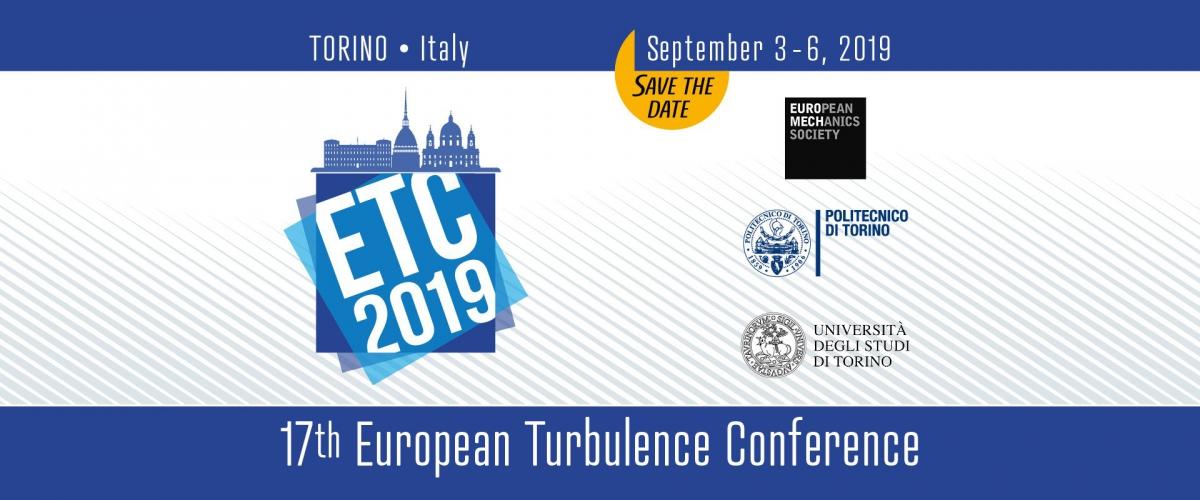 A Torino la prossima edizione della European Turbulence Conference